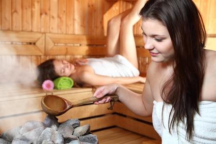 Wellness im eigenen Garten mit einer Sauna