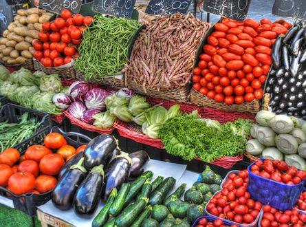 frisches Gemuese 445x330 - Frisches Gemüse richtig lagern