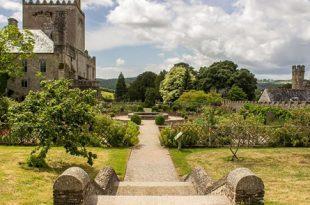 Englischer Garten 310x205 - Romantik im englischen Garten
