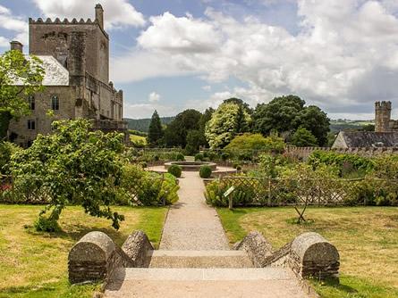 Romantik im englischen Garten