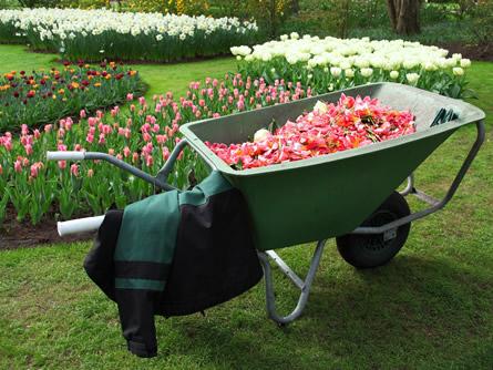 Hochwertige Arbeitsbekleidung für Gartenbau und Forstwirtschaft