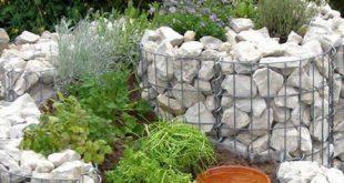 Gabionen 310x165 - Mit Steinen eine einzigartige Gartenlandschaft kreieren