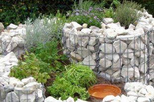 Gabionen 310x205 - Mit Steinen eine einzigartige Gartenlandschaft kreieren