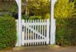 Gartentor 110x75 - Gartentore - darauf gilt es zu achten