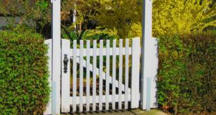 Gartentor 310x165 - Gartentore - darauf gilt es zu achten