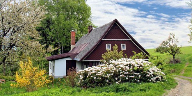 Trend: Wohnung mit Balkon gegen Haus mit Garten